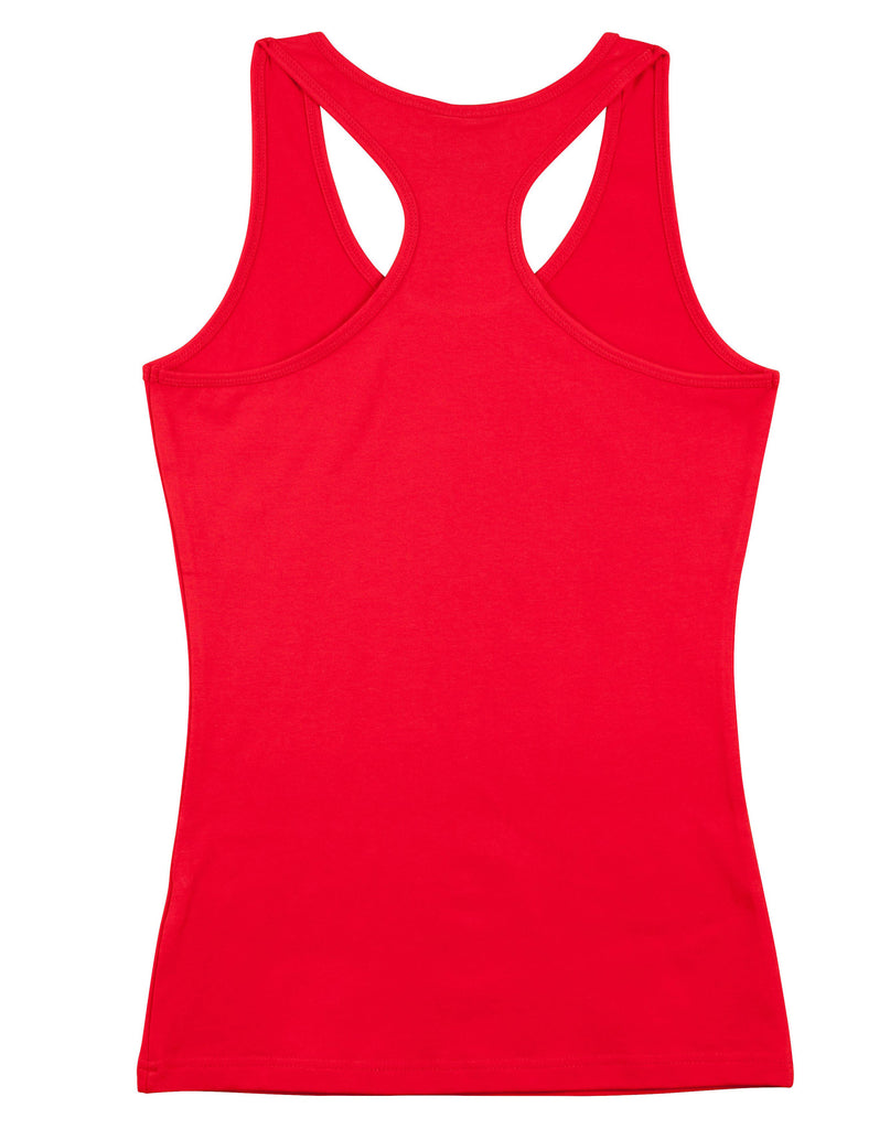 Winning Spirit Ladies' Stretch Racerback Singlet (TS21A)