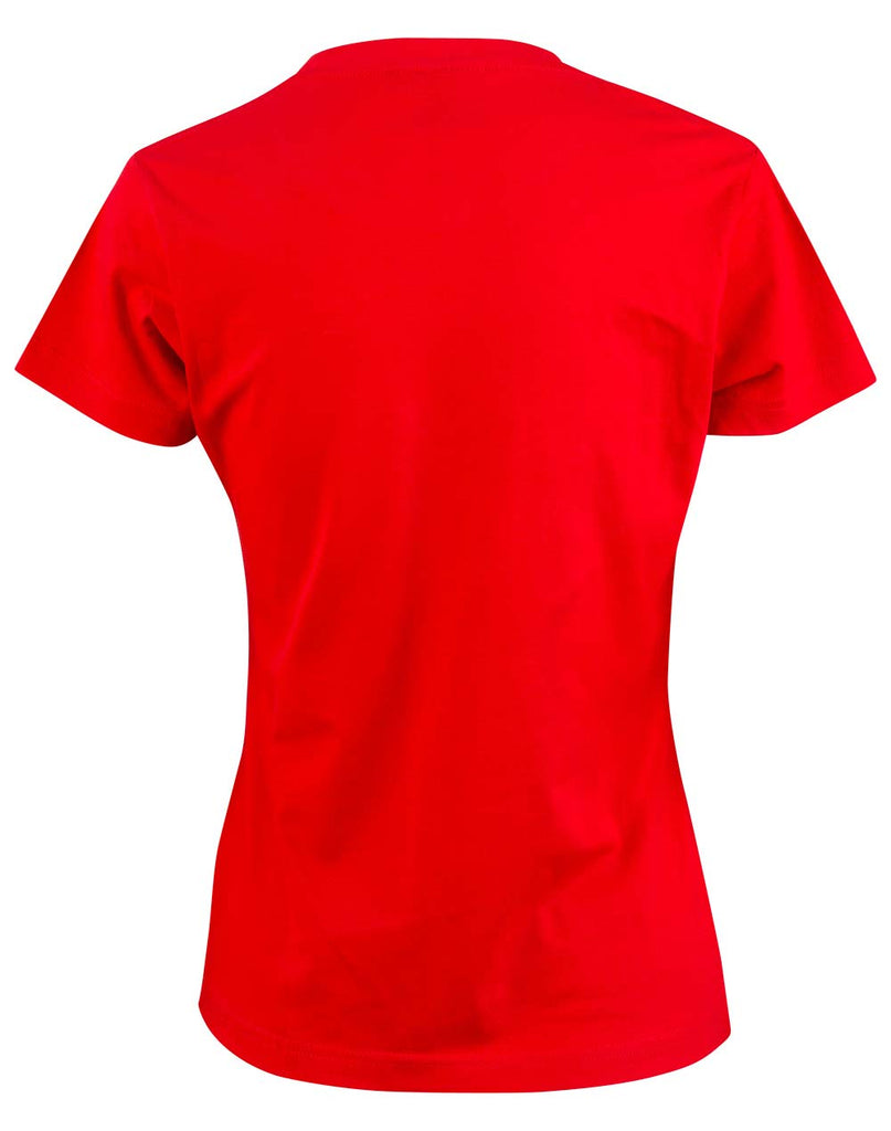 Winning Spirit Savvy Tee  Ladies(2nd 4 colors) (TS38)