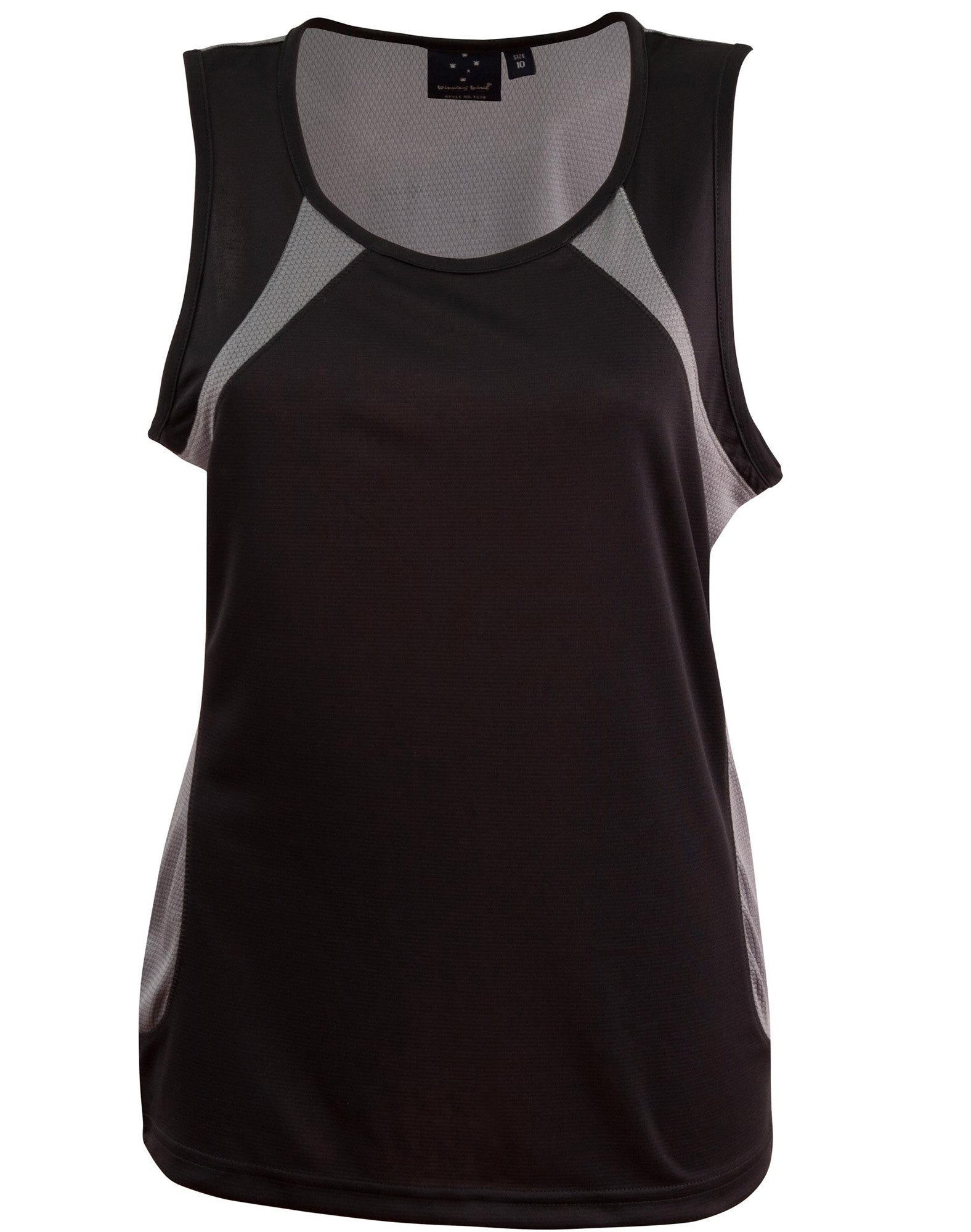 Winning Spirit Ladies' Sprint Singlet (TS74)