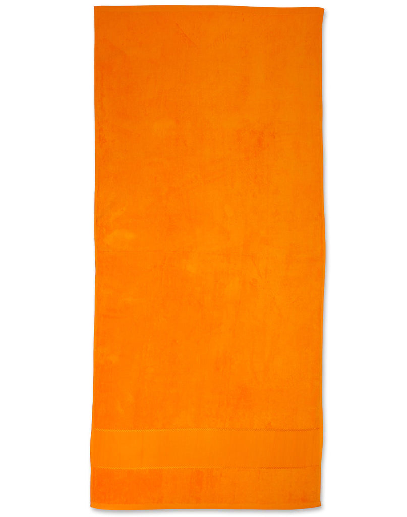 Winning Spirit Terry Velour Beach Towel (TW04A)