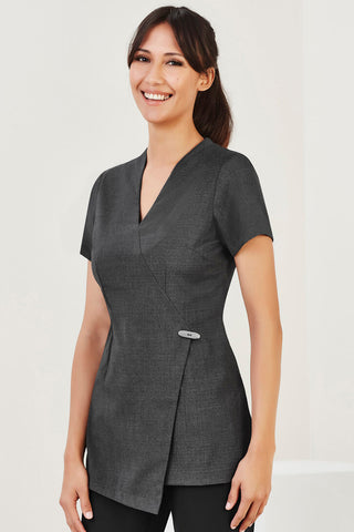 Biz Care Womens Spa Tunic (H630L)