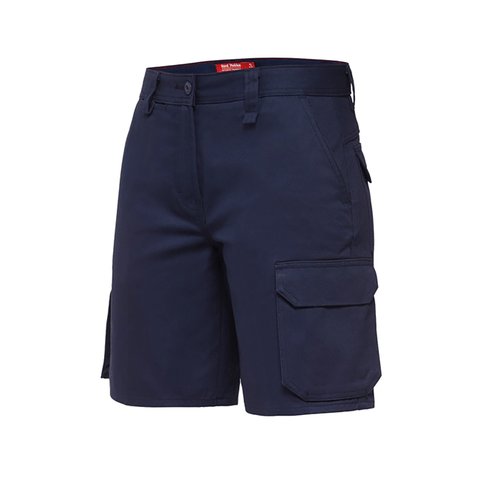 Hard Yakka Women s Generation Y Cotton Drill Cargo Short (Y08851) 65283c2bef