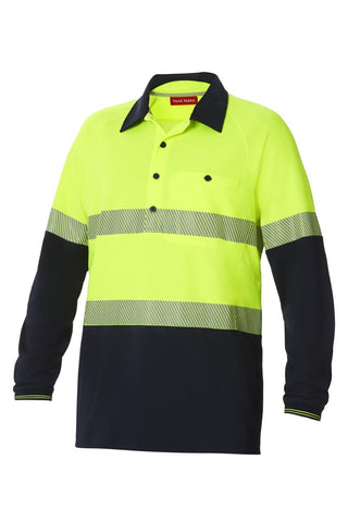 Hard Yakka Koolgear Spliced Taped Polo (Y11379)
