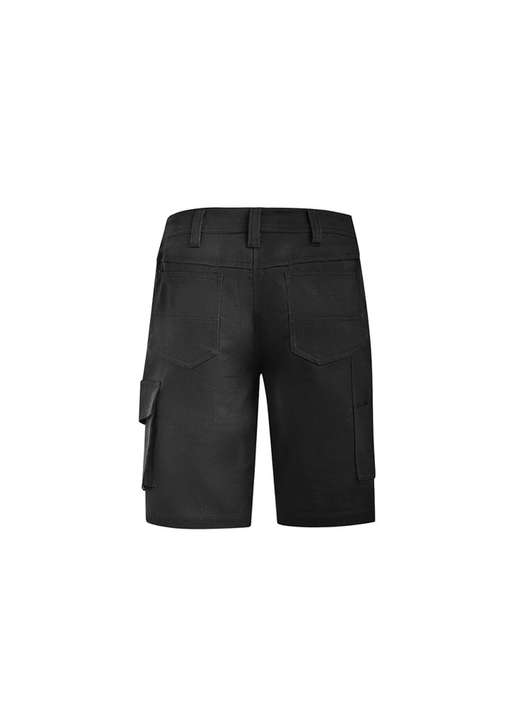 Syzmik Womens Rugged Cooling Vented Short (ZS704)