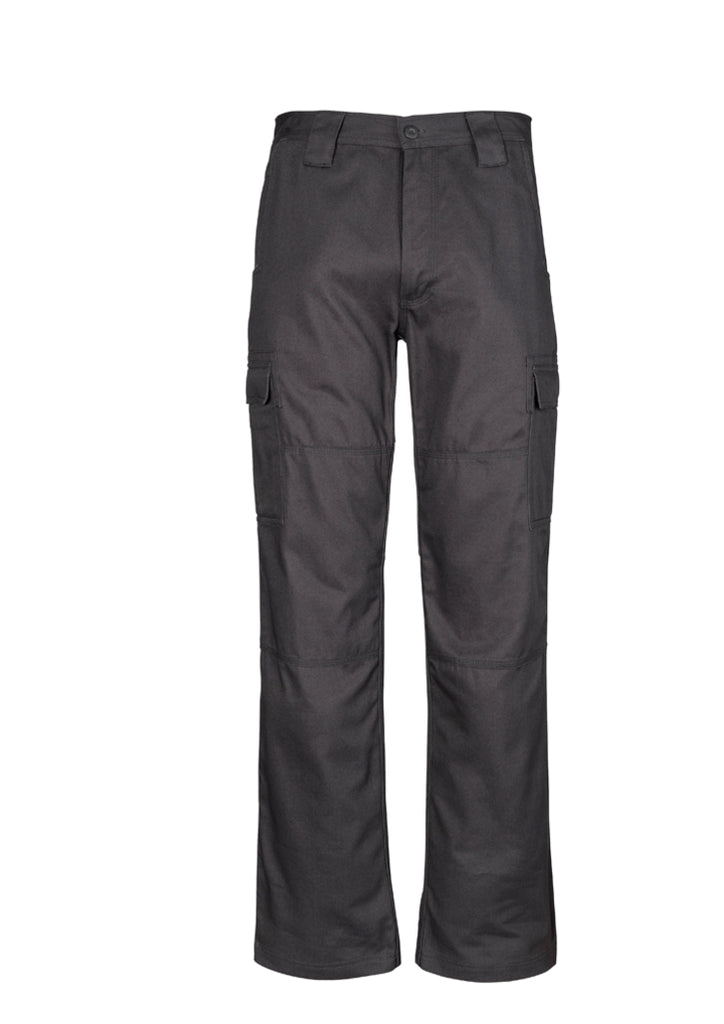 Syzmik ZW001 Mens Drill Cargo Gents  Pant