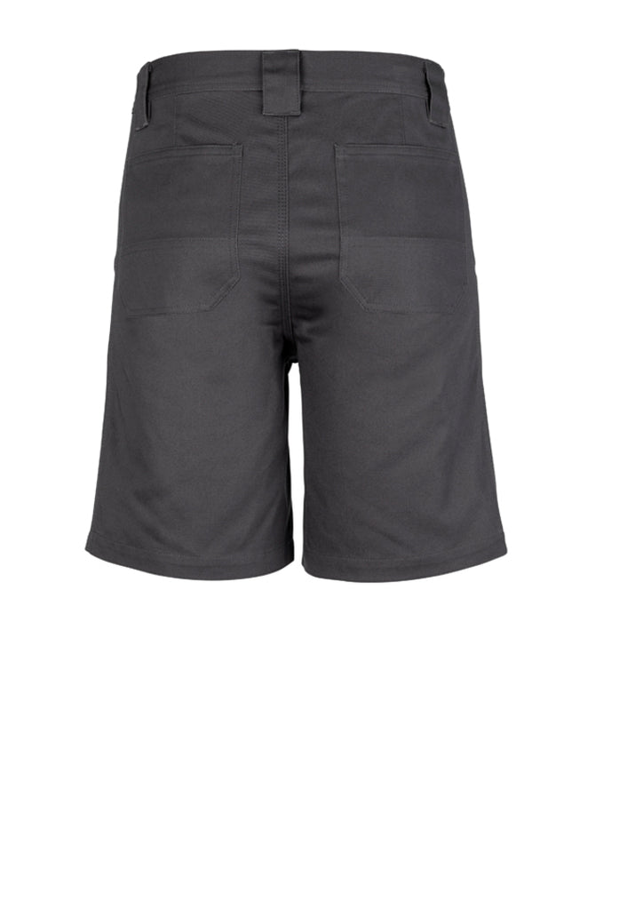 Syzmik ZW011 Mens Utility Short 3 Pack