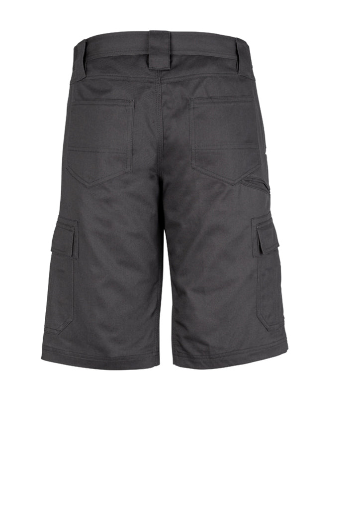 Syzmik ZW012 Mens Drill Cargo Short 3 Pack