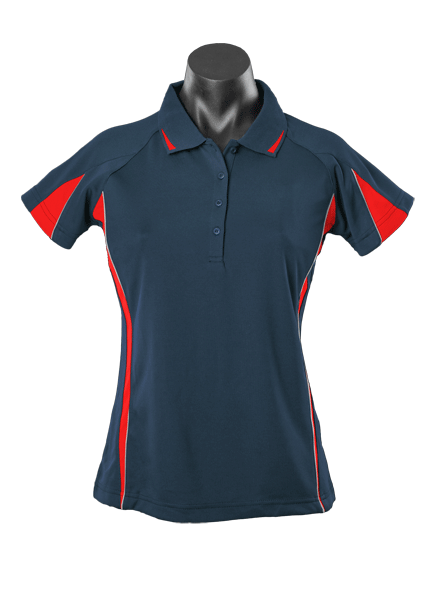 Aussie Pacific Eureka Lady Polo 2nd (9 Colour)-(2304)