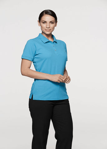 Aussie Pacific Claremont Lady Polos (2315) 2nd Colour