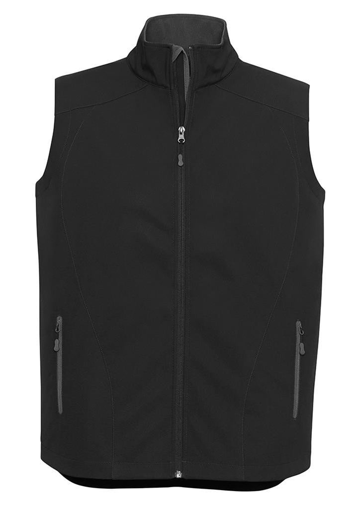 Biz Collection Mens Geneva Vest (J404M)
