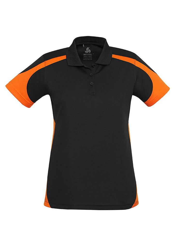 Biz Collection Ladies Talon Polo  (P401LS)