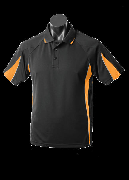 Aussie Pacific Eureka Kids Polo 1st ( 12 Colour )-(3304)