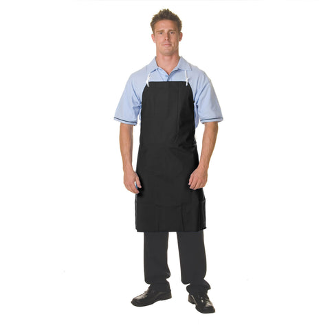 DNC Pvc Full Bib Apron Small (2702)