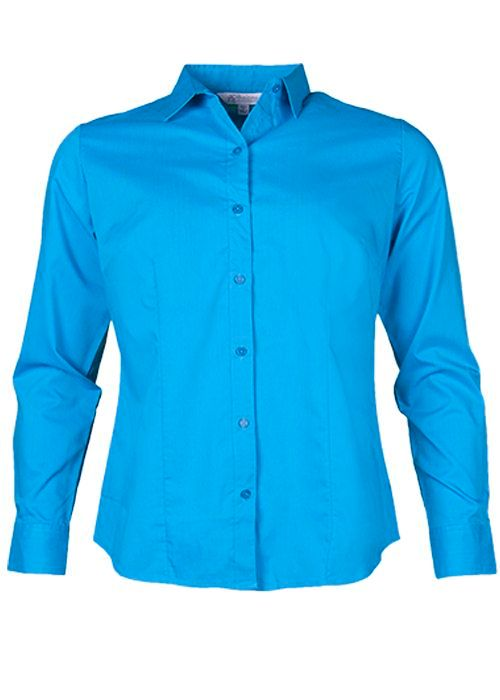 Aussie Pacific Lady Mosman Long Sleeve Shirt-(2903L)