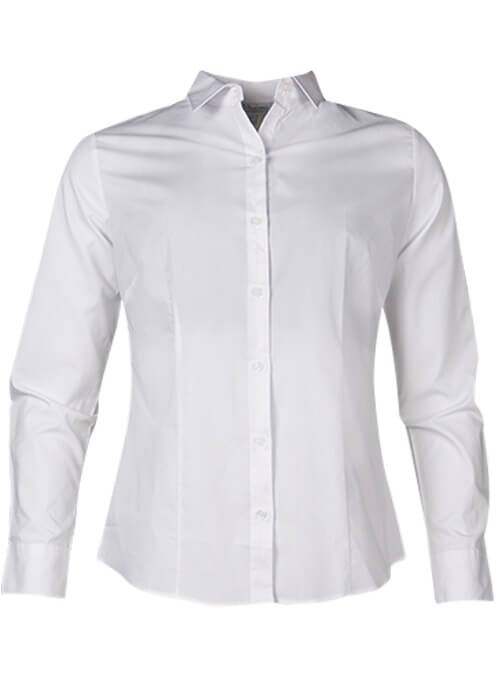 Aussie Pacific Kingswood Lady Shirt Long Sleeve (2910L)