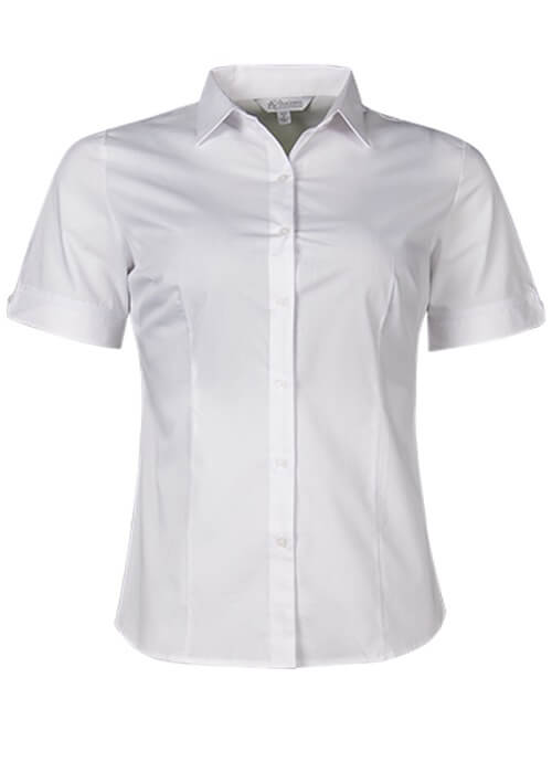 Aussie Pacific Kingswood Lady Shirt Short Sleeve (2910S)
