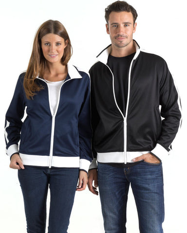Identitee-Jet Adult Track Top