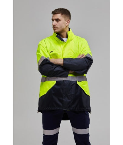 King Gee Reflective Lightweight Jacket (K55200)