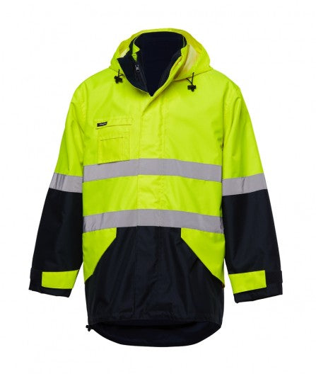 King Gee 4 in 1 Waterproof Wet Weather Jacket (K55300)
