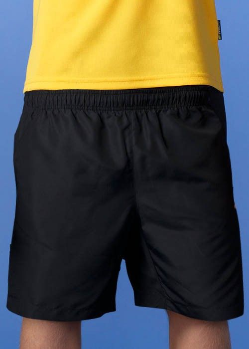 Aussie Pacific-Aussie Pacific Kids Pongee Shorts--Uniform Wholesalers