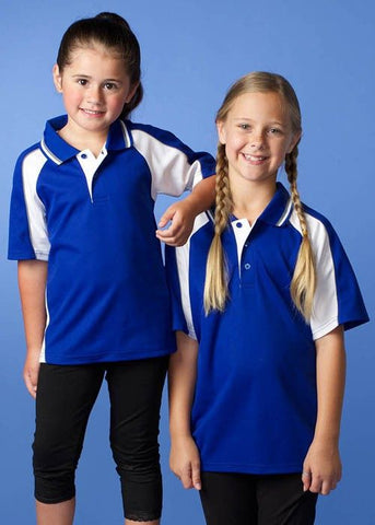 Aussie Pacific-Aussie Pacific Kid's Panorama Polo--Uniform Wholesalers - 1