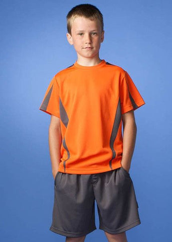 Aussie Pacific-Aussie Pacefic Kid's Eureka Tee 2nd (11 Color)--Uniform Wholesalers - 1