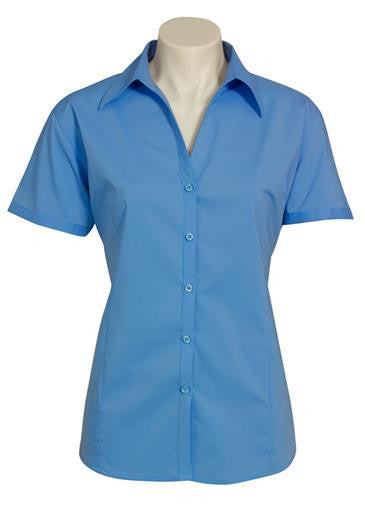 Biz Collection Ladies Metro Shirt - S/S 2nd (4 Colour) (LB7301)
