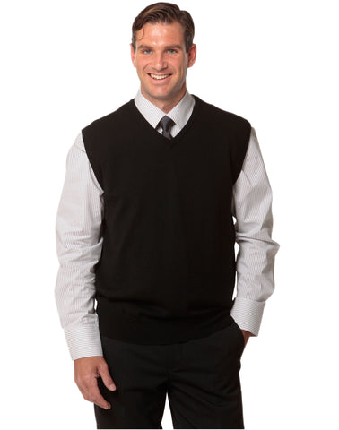 Winning Spirit Men's V-Neck Vest (M9501)