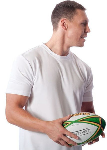 Aussie Pacific-Aussie Pacific Botany mens tees--Uniform Wholesalers - 1