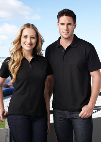 Biz Collection Mens Base Polo (P10512)