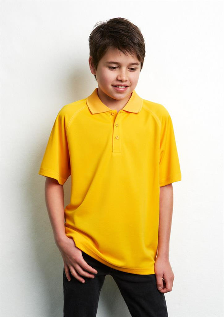 Biz Collection Sprint Kids BizCool Polo (P300KS)