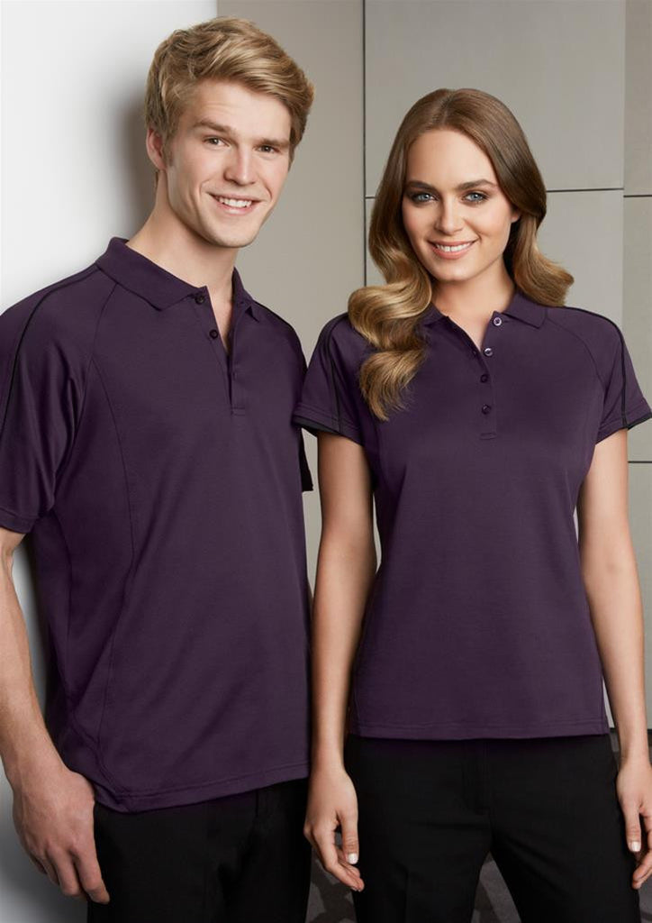 Biz Collection Ladies Blade Polo (P303LS)