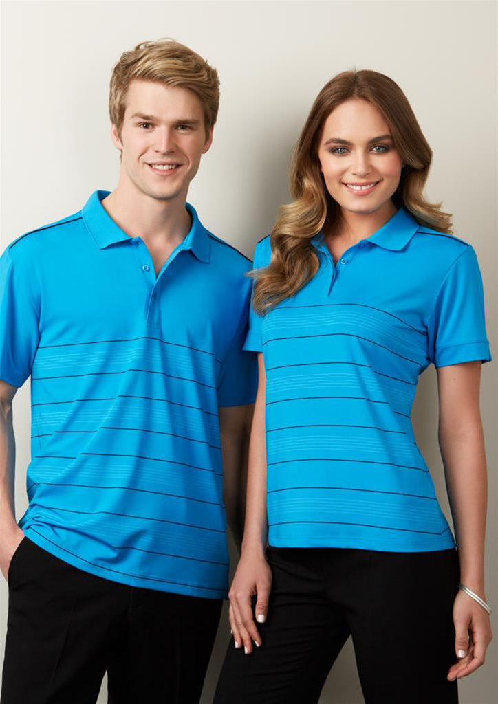 Biz Collection Laguna Ladies Polo (P304LS)