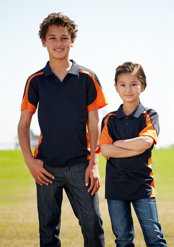 Biz Collection Kids Talon Polo (P401KS)