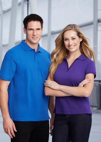 Biz Collection Mens Oceana Polo (P9000)