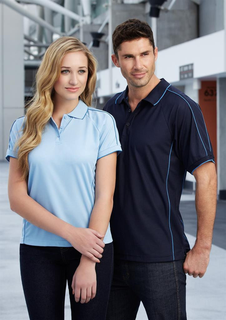 Biz Collection Mens Resort Polo (P9900)