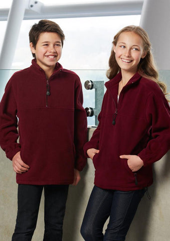 Biz Collection Kids Poly Fleece Top (PF920B)