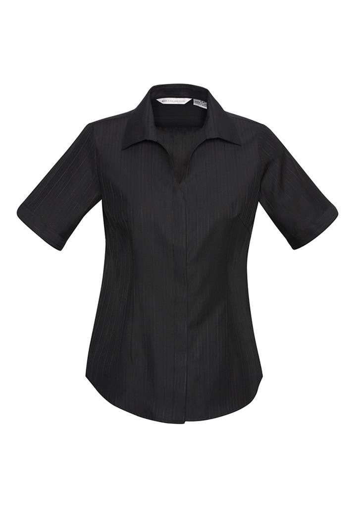 Biz Collection Preston Ladies Short Sleeve Shirt (S312LS)
