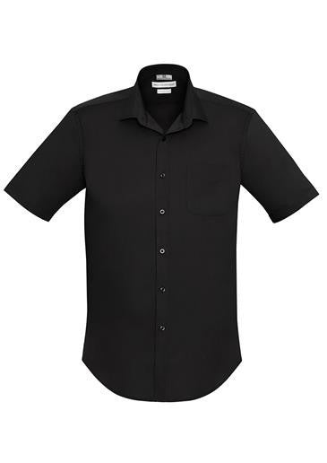 Biz Collection Verve Mens Short Sleeve Shirt (S316MS)