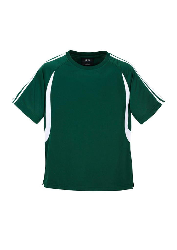 Biz Collection Kid's Flash Tee 1st ( 10 Colour ) (T3110B)
