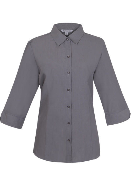 Aussie Pacific Lady Belair 3/4 Sleeve Shirt-(2905T)