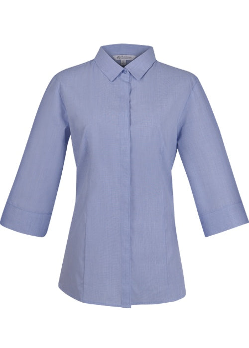 Aussie Pacific Lady Grange 3/4 Sleeve Shirt-(2902T)