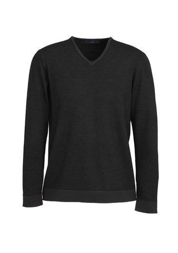 Biz Collection Mens Origin Merino Pullover (WP131ML)