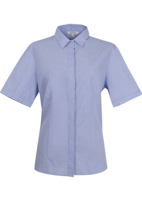 Aussie Pacific Lady Grange Short Sleeve Shirt-(2902S)
