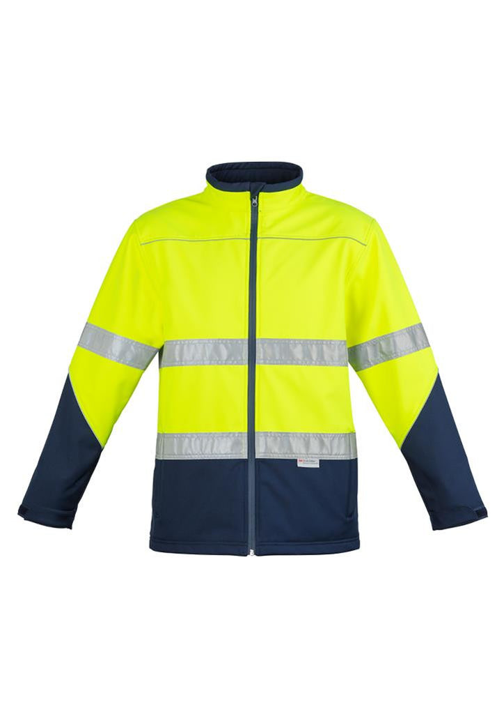 Syzmik ZJ353 Day/night Soft Shell Jacket