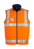 Syzmik ZJ354 Day/night Fleece Lined Zip-in Vest