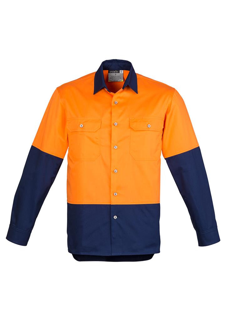 Syzmik ZW122 Day Only Industrial Shirt