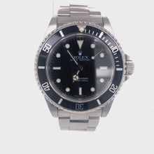 Rolex Submariner Ceramic 40Mm with Box and Card 98.0DWT 11 Serial Coded Links