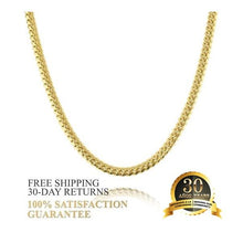 14K Gold Cuban Chain 26 inches 8.5MM