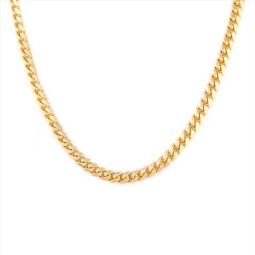 10K Yellow Gold Cuban Chain 6mm 24 Inches 60.96 Grams